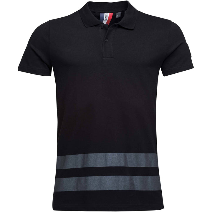 Rossignol Stripes Polo (Black)