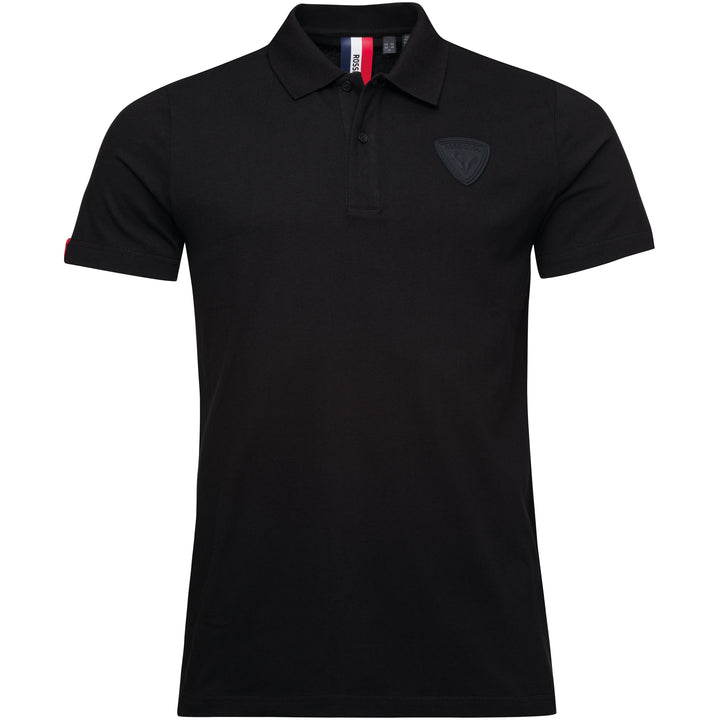 Rossignol Patch Polo (Black)