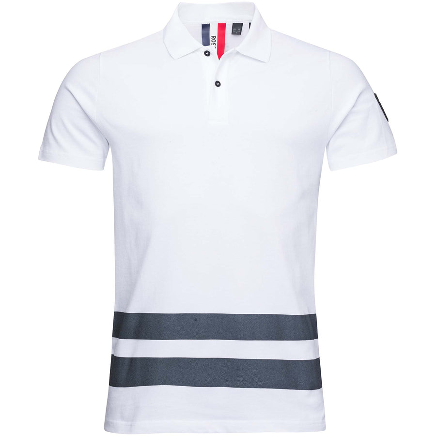 Rossignol Stripes Polo (White)
