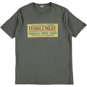 Dubbleware 'Satisfaction' Tee (Charcoal Grey)