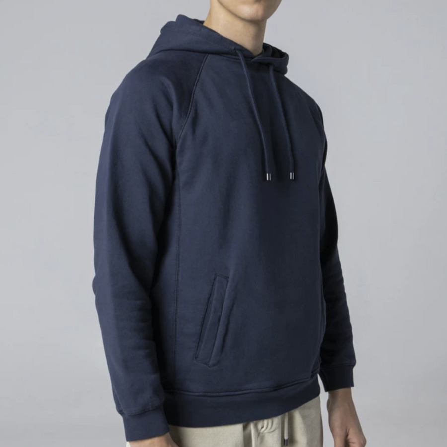 Unfeigned Hoodie (Blue Nights)