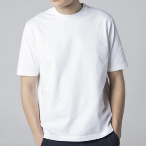 Unfeigned Basic Tee (White)