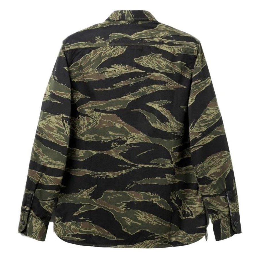 Momotaro Tiger Camo Hunting Shirt