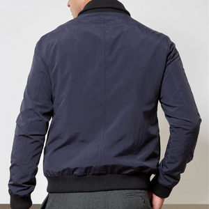 Oliver Spencer Bermondsey Bomber Jacket (Navy)