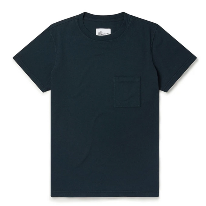 Albam Workwear Tee (Navy)
