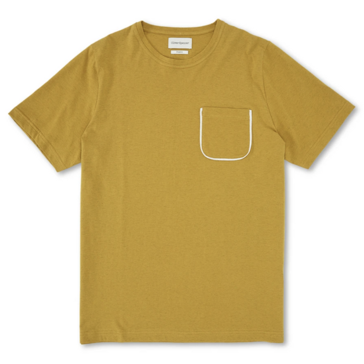 Oliver Spencer T-shirt (Yellow)