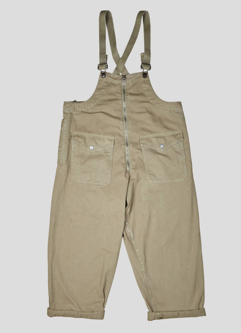 Nigel Cabourn Deck Waders (Washed Army)