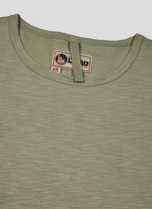 Nigel Cabourn Short Sleeve Tee (Washed Army)
