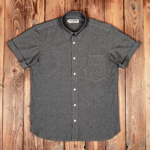 Pike Brothers 1937 Roamer Shirt (Charcoal Grey)
