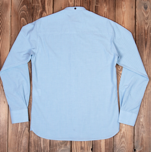 Pike Brothers 1923 Buccanoy Shirt (Swansea Blue)