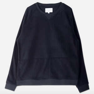 Kestin Hare 'Haymarket' Fleece Sweat (Navy)