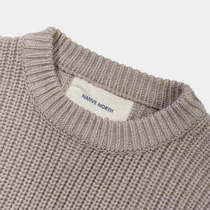 Native North 'Asker' Knit (Camel)