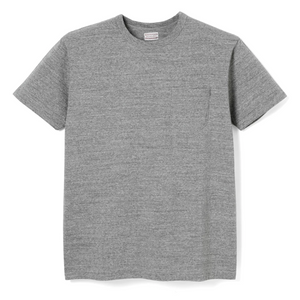 Stevenson Overall Co. Pocket Tee (Grey)