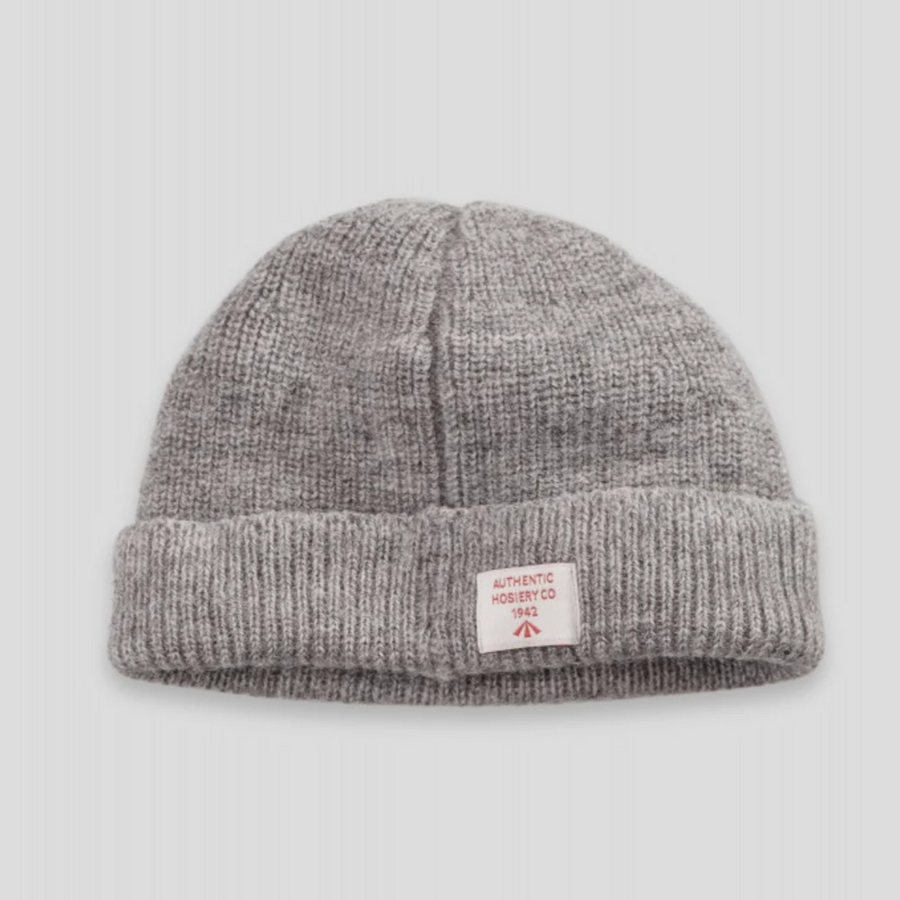 Nigel Cabourn Knit Hat (Grey)