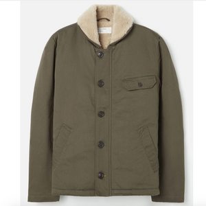 Universal Works N1 Deck Jacket (Olive)