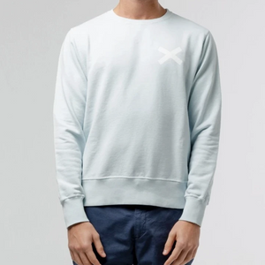 Edmmond Studios Sweatshirt (Light Blue)