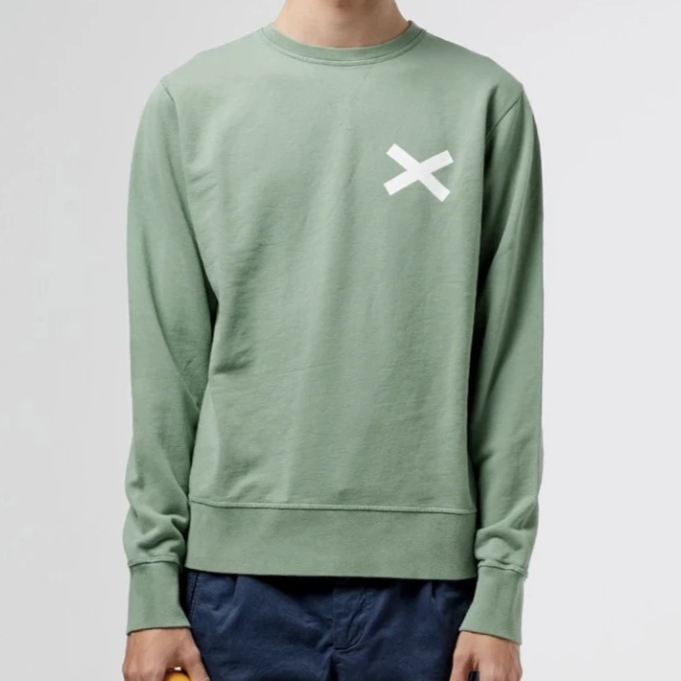 Edmmond Studios Sweatshirt (Green)