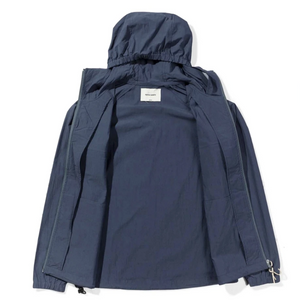 Native North Hooded Paper Jacket (Navy)