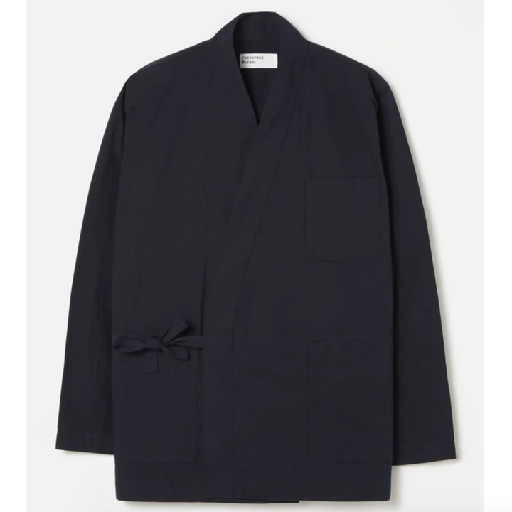 Universal Works Kyoto Work Jacket (Navy)