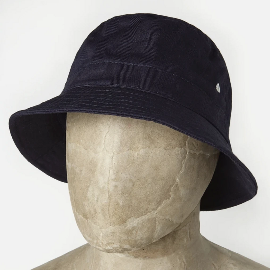 Universal Works Bucket Hat (Indigo)