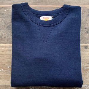 Sunray Laniakea Crew Neck Sweat  (Dark Navy)