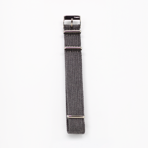 Pioneer Watch Strap H - Traditional Grey