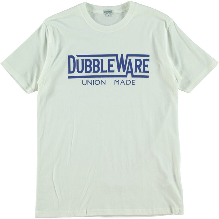 Dubbleware 'Union Made' Tee (White)