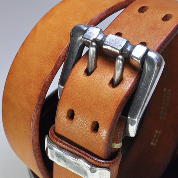 Vintage Works Belt DH5669 (Tan)