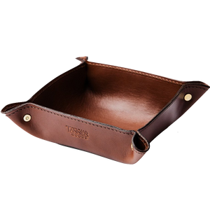 Tanner Goods Valet Tray (Oxblood)