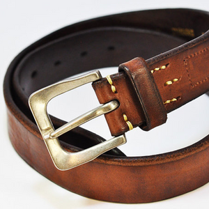 Vintage Works Belt DH5662 (Bronze)