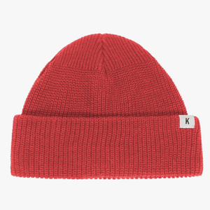 Knickerbocker Type 2 Watch Cap (Red)