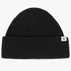 Knickerbocker Type 2 Watch Cap (Black)