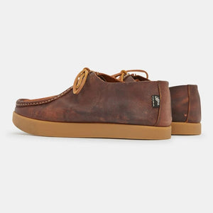Yogi Willard Reverse Ramp Shoe (Mid Brown)