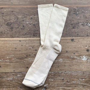American Trench Silver Crew Socks (Pink, Lilac, Mint, White)