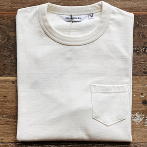Uniform Bridge Heavyweight Tee (White)