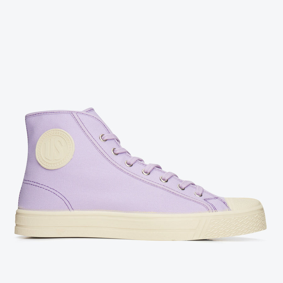 U.S. Rubber Co. Hi Top (Lilac)
