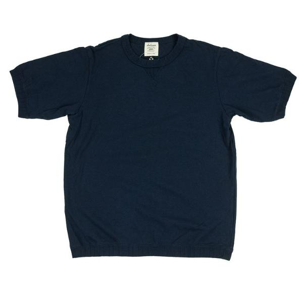 Jackman Rib Tee (Royal Blue)