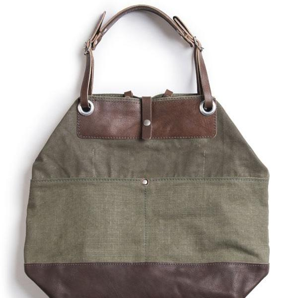 Captain Santors Army Bag (Brown)