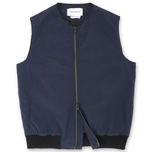 Oliver Spencer Hunston Gilet (Navy)