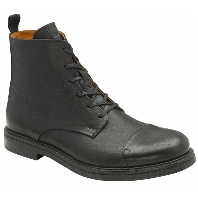 Frank Wright Farrier Boot (Black)