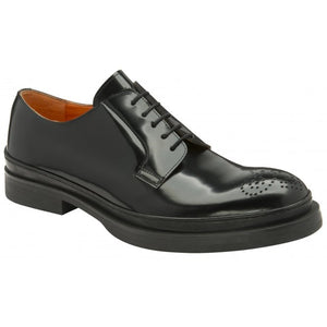 Frank Wright 'Gilston' Derby Shoe (Black)