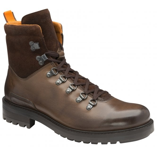 Frank Wright Edbury Boot (Brown)