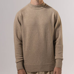 Unfeigned Cashmere Knit (Beige)