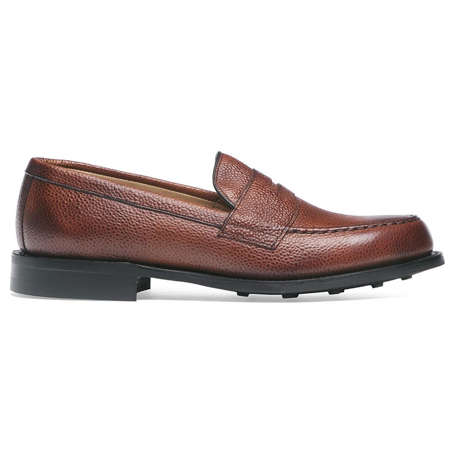 Cheaney Howard Loafer (Mahogany Grain)