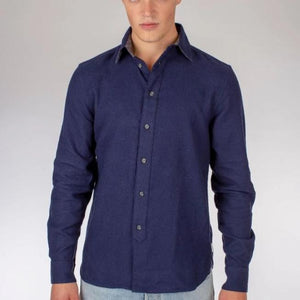 Peregrine Club Shirt (Navy)