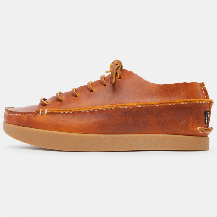 Yogi 'Finn' Leather Negative Heel (Apricot)