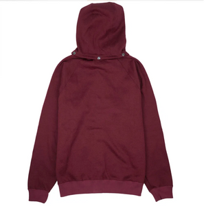 Stevenson Overall Co. Athletic Jacket (Burgandy)