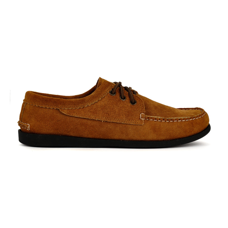 Quoddy 'Blucher' (Toast Suede)