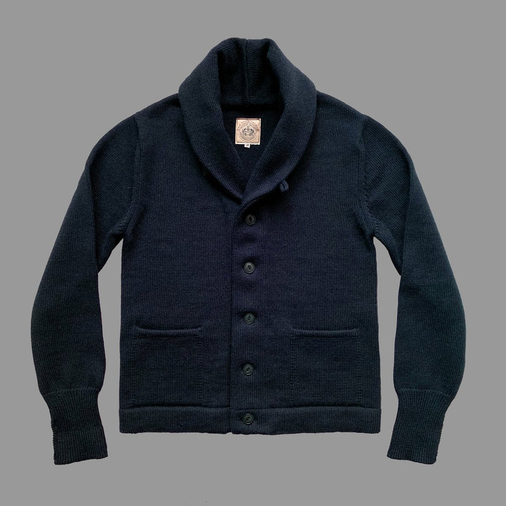 North Sea Company Expedition Cardigan (Navy)