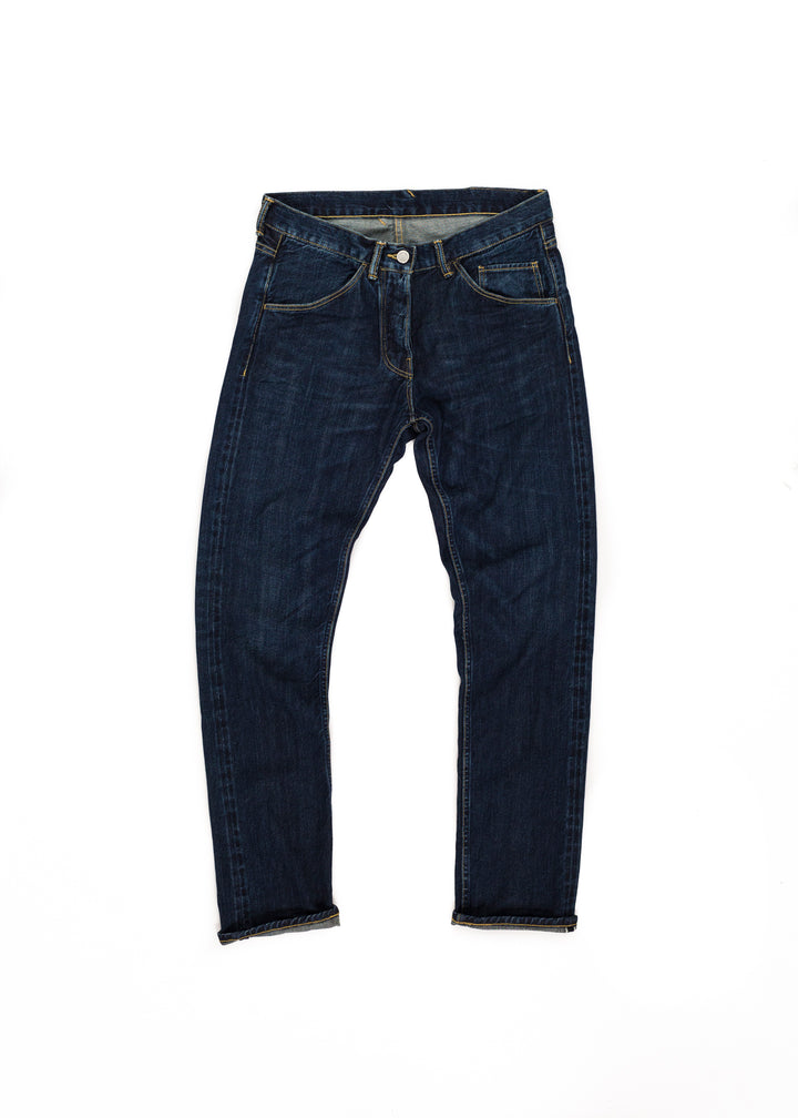 Forge Denim FDOO1 (Dark Rinse) 12 oz Stretch Denim